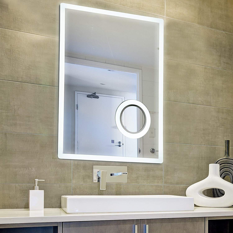 Sehr LED Badspiegel mit Schminkspiegel jetzt bei Weltbild.de bestellen CM39