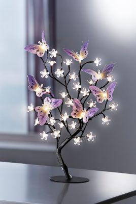 LED-Bäumchen Schmetterling