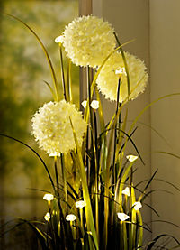 "LED-Blumendeko ""Allium"" - Produktdetailbild 1"