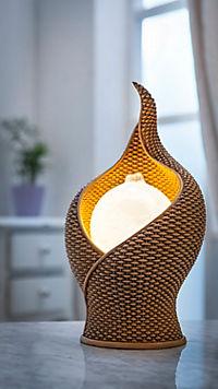 """LED-Brunnen """"Flame"""" - Produktdetailbild 1"""