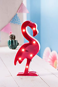 "LED-Deko ""Flamingo"" - Produktdetailbild 4"