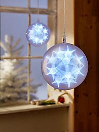 "LED-Dekokugel ""Hologramm"" - Produktdetailbild 2"