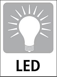 LED-Echtwachskerzen, 3er-Set - Produktdetailbild 5