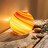 "LED-Glaskugel ""Arancia"" - Produktdetailbild 1"