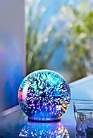 LED-Glaskugel Emotion