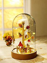 "LED-Glaskuppel ""4 Jahreszeiten"" - Produktdetailbild 2"