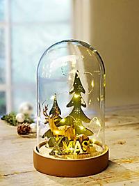 "LED-Glaskuppel ""4 Jahreszeiten"" - Produktdetailbild 3"