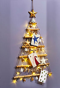 """LED-Hängedeko """"Baum"""" - Produktdetailbild 1"""