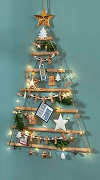 """LED-Hängedeko """"Baum"""" - Produktdetailbild 2"""