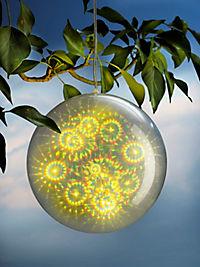 "LED-Hologrammkugel ""Aurora"" - Produktdetailbild 1"