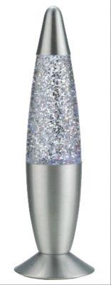 LED - Lampe mit Glitter