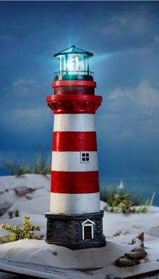 LED-Leuchtturm Amrum, 55 cm