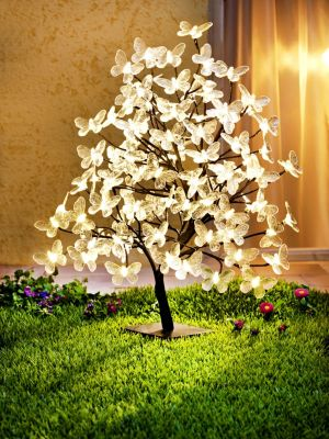 LED-Lichterbaum 4-Jahreszeiten