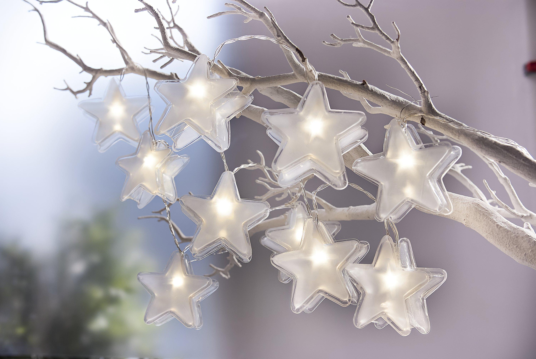 Starlight Weihnachtsbeleuchtung.Led Lichterkette Starlight Jetzt Bei Weltbild De Bestellen
