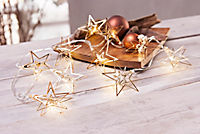 """LED-Lichterkette """"Stars"""" - Produktdetailbild 2"""