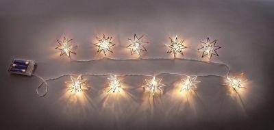 LED-Lichterkette Stars