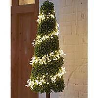 LED-Lichterkette Stern-Girlande - Produktdetailbild 3