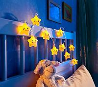 LED-Lichterkette Sterne - Produktdetailbild 1