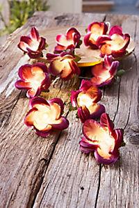 """LED-Lichterkette """"Violet Flower"""" - Produktdetailbild 2"""