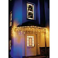 led lichtervorhang stars jetzt bei bestellen. Black Bedroom Furniture Sets. Home Design Ideas