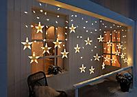 """LED-Lichtervorhang """"Multi"""" - Produktdetailbild 1"""