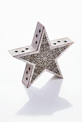 LED-Stern Filigrana