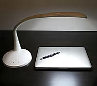 LED-Tageslicht-Tischleuchte, weiß - Produktdetailbild 3