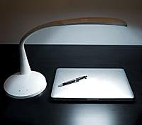 LED-Tageslicht-Tischleuchte, weiß - Produktdetailbild 4