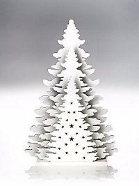 LED-Tannenbaum aus Holz - Produktdetailbild 1