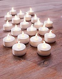 LED-Teelichter, 20-tlg. - Produktdetailbild 1