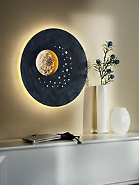 """LED-Wandleuchte """"Sternenhimmel"""" - Produktdetailbild 2"""