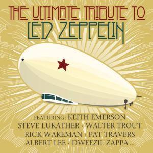 Led Zeppelin-The Ultimate Tribute (Vinyl), Diverse Interpreten