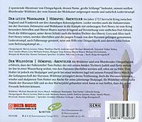 Lederstrumpf, 2 Audio-CDs - Produktdetailbild 1