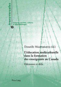 L'education multiculturelle dans la formation des enseignants au Canada