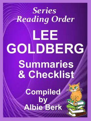 Lee Goldberg: Series Reading Order - with Summaries & Checklist, Albie Berk