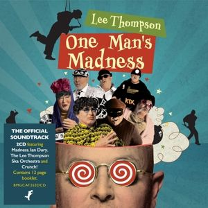 Lee Thompson:One Man'S Madness, Ost, Lee Thompson