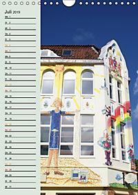 Leer hat Flair / Geburtstagskalender (Wandkalender 2019 DIN A4 hoch) - Produktdetailbild 7