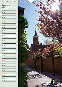 Leer hat Flair / Geburtstagskalender (Wandkalender 2019 DIN A4 hoch) - Produktdetailbild 4