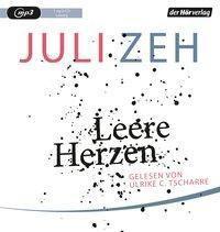 Leere Herzen, 6 Audio-CDs, Juli Zeh