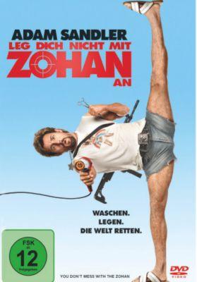 Leg dich nicht mit Zohan an