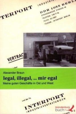 legal, illegal, ... mir egal - Alexander Braun |