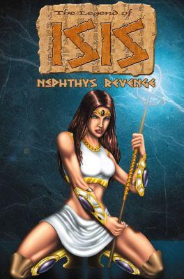 Legend of Isis: Nephthys Revenge, Aaron Stueve