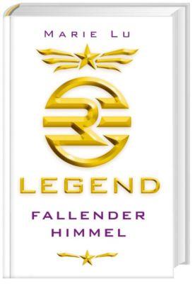 Legend Trilogie Band 1: Fallender Himmel, Marie Lu