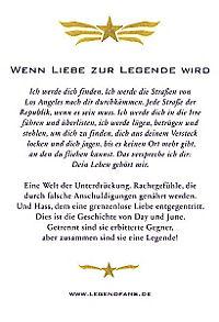 Legend Trilogie Band 1: Fallender Himmel - Produktdetailbild 1