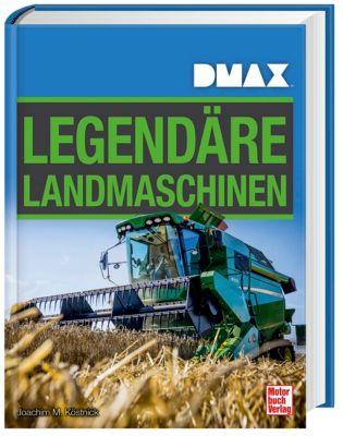 Legendäre Landmaschinen, Joachim M. Köstnick
