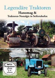 Legendäre Traktoren-Hanomag & Traktoren-Nostalgie in Seifertshofen, Diverse Interpreten