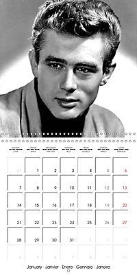 Legendary Actors (Wall Calendar 2019 300 × 300 mm Square) - Produktdetailbild 1
