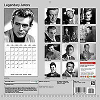 Legendary Actors (Wall Calendar 2019 300 × 300 mm Square) - Produktdetailbild 13