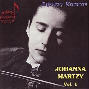 Legendary Treasures Vol.1/Johanna Martzy, Johanna Martzy, Leon Pommers