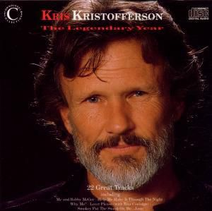 Legendary Years, Kris Kristofferson
